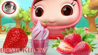 The Best Fruits Song | The Best Learn Your Fruits Video | Nursery Rhymes with BongKidTV Ep 081