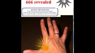 This Is The Mark Of the Beast 666. Avoid it at all cost!!!