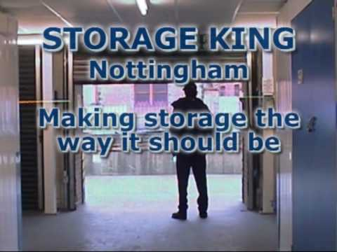 Storage King Nottingham