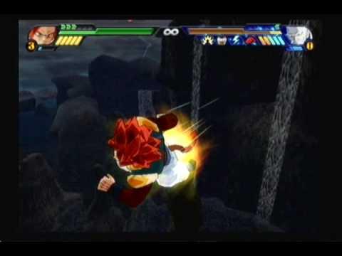 Dragonball Z Budokai Tenkaichi 3 Review (Wii)