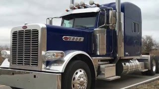 FOR SALE PRIDE AND CLASS 2016 Peterbilt 389