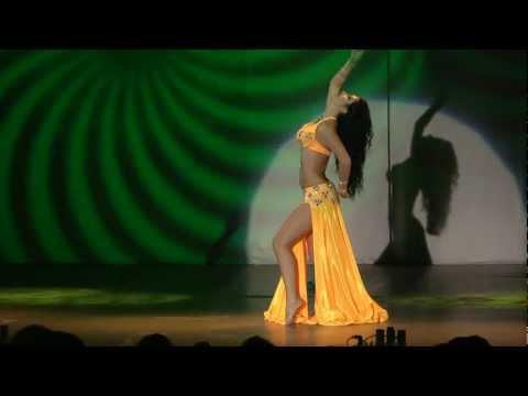 Marta Korzun - Mejanse, Oriental show 2011 in Sebastopol