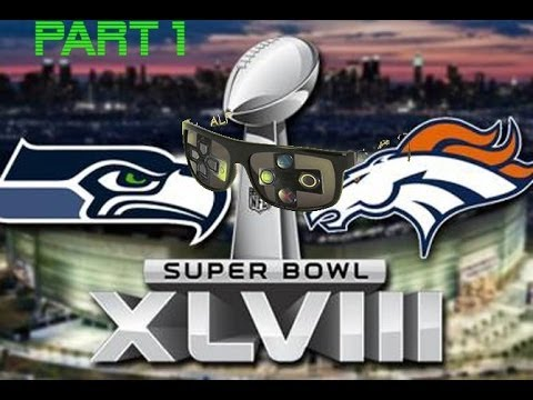 Super Bowl XLVIII - Denver Broncos - Seattle Seahawks Progno