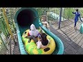 Download Lagu Scary Tower Water Slide at The Jungle Waterpark