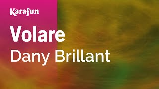 Karaoke Volare - Dany Brillant *
