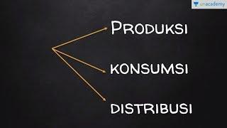 Masalah Pokok Ekonomi (Ekonomi - SBMPTN, UN, SMA)