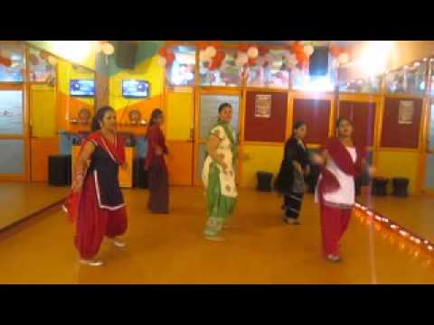 bhangragidha dance tera yaar bolda - surjit bindrakhia  by step2step...