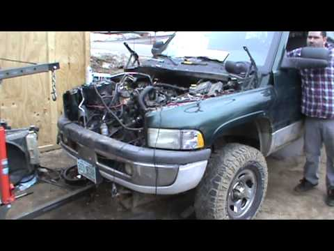 2001 Dodge Ram 1500 Built 360 Teaser Vid Youtube