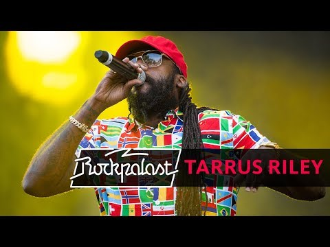 Tarrus Riley & Blak Soil Band live   Rockpalast   2018