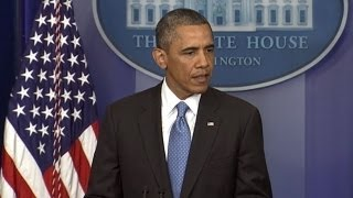 President Obama Trayvon Martin Comments 2013: 'Trayvon Martin Could Have Been Me' 7/20/13