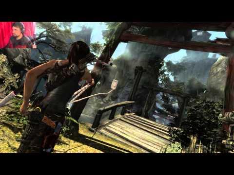 Tomb Raider ( Jugando ) ( Parte 9 ) En Español por Vardoc