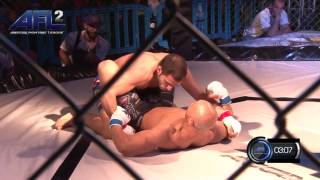 "AFL-2 MADRID: ENRIQUE MARIN ""WASABI"" vs FALCO NETO"