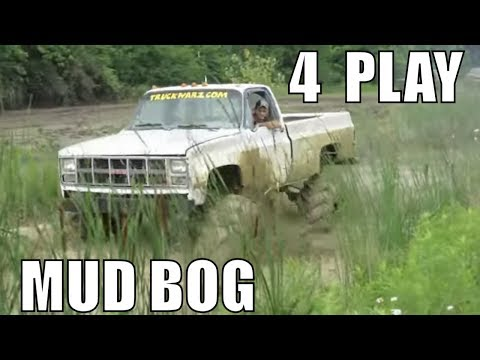 4 Play Mud Bog In Goodells Michigan June 2013