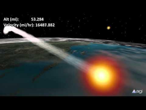 Científicos estimaron que el satélite UARS caerá en la costa de Chile
