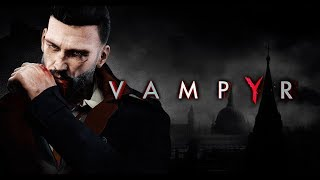 VAMPYR All Cutscenes (Game Movie) 1080p HD