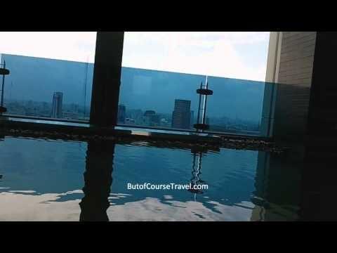 ButofCourseTravel.com – Renaissance Bangkok Ratchaprasong Hotel Pool
