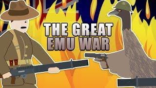 The Emu War (Weird Wars)