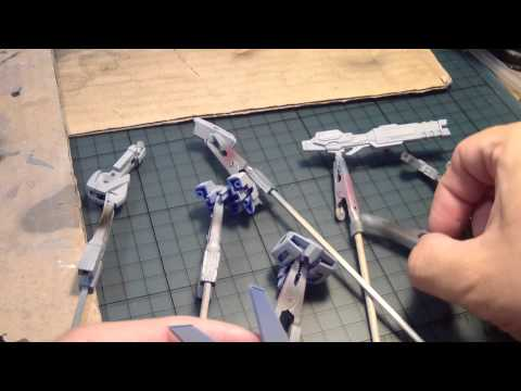 *GundamCustoms* HG Build Strike Gundam Full Package Custom - Part 2