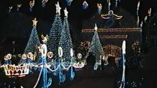 Walt DIsney World Osborne Lights 2002
