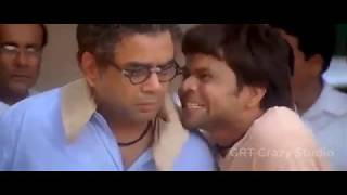 Rajpal Yadav, Paresh Rawal & Om Puri Best Comedy Scene | Bollywood Movie Chup Chup Ke Best Comedy