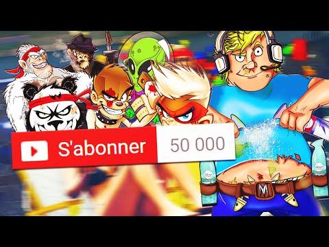 50 000 ABONNÉS MERCI !!!