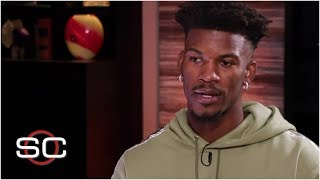 Jimmy Butler talks