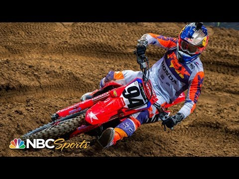 Supercross Round #2 at St. Louis | 450SX EXTENDED HIGHLIGHTS | Motorsports on NBC