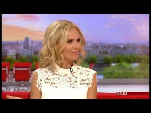 Kristin Chenoweth: Interview - BBC Breakfast (2014)