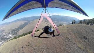 Hang Gliding With Jeff Shapiro