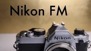 Nikon FM Video Manual