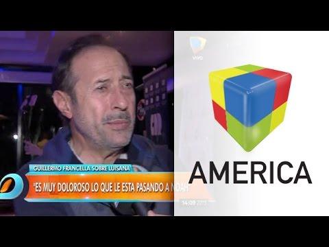 El mensaje esperanzador de Guillermo Francella por la salud de Noah