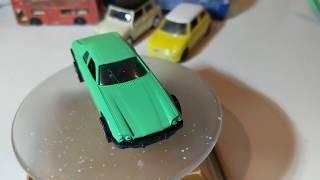 Diecast restoration and customization Jaguar XJS 1977