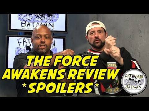 Kevin Smith Reviews The Force Awakens *SPOILERS* - Fat Man on Batman 003
