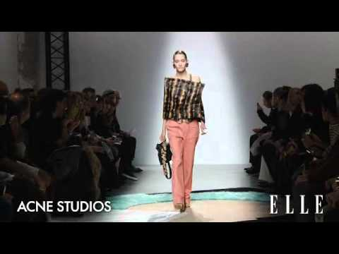 Acne Studios AW14 | Paris Fashion Week