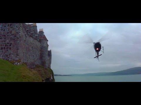 """Favorite Scene From """"Entrapment"""". A Jon Amiel Film."""