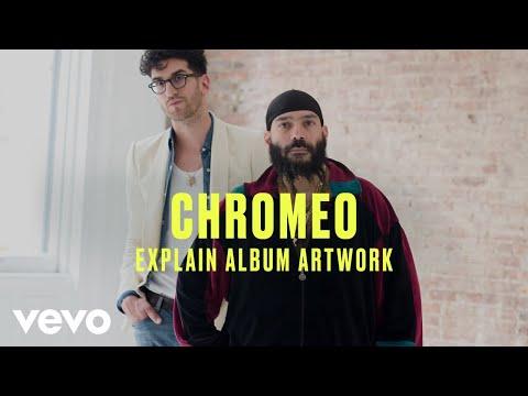 """Chromeo - Chromeo Break Down The Artwork for """"Head Over Heels"""""""