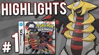 Pokemon Platinum Randomizer Nuzlocke Challenge | PART 1