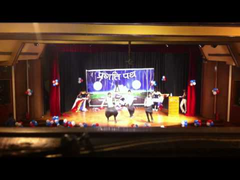 suno gor se duniya walo perform in stage jashtinn