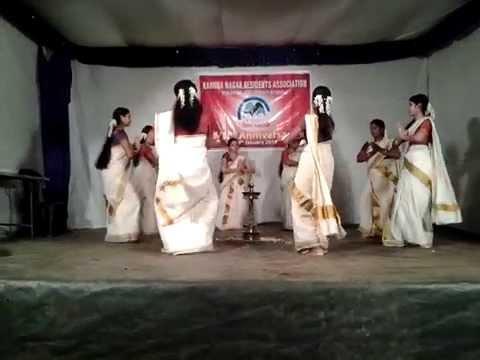 Thiruvathira - Jaya Jaya video
