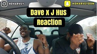 Dave x J Hus - Samantha - Reaction
