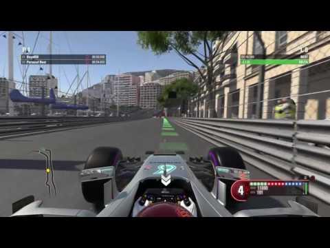F1™ 2016 Monaco Time Trail 1,13,9