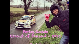 "Porky Inside ""Circuit of Ireland - 2015"", part 2"
