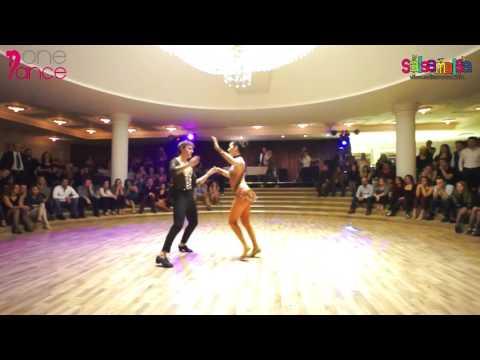 Elif Seda & Mert Gençoğuz Dance Performance - Noche De Rumba by One Dance