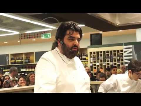 Corsi di cucina con i grandi chef: Antonino Cannavacciuolo