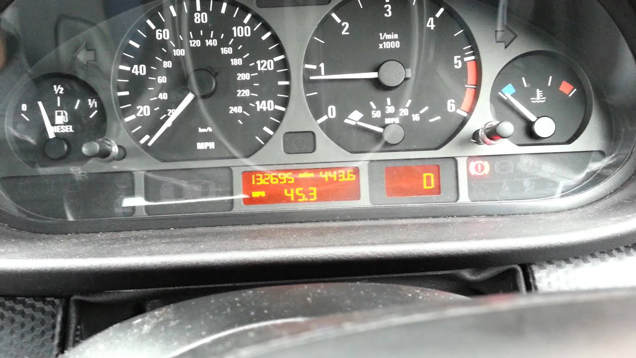 330d E46 Automatic Gearbox Problem Youtube