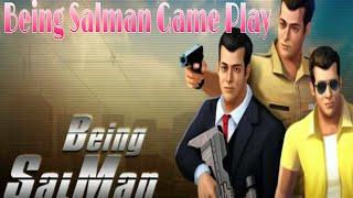 Being Salman Game Play!!Part 1