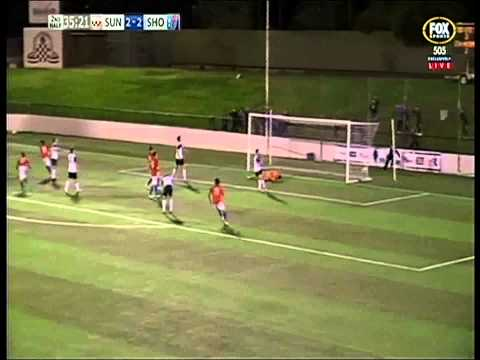 Chris Triantis Goal Sydney United 58 FC Vs South Hobart in the 81st minute ffa cup.