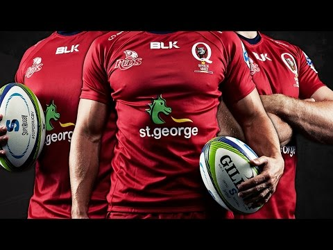 2015 Reds Super Rugby squad unveiled | Super Rugby Video Highlights