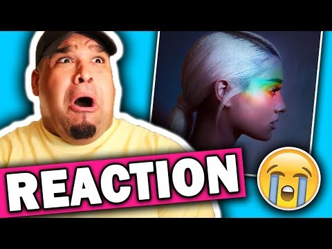 Ariana Grande - No Tears Left To Cry [REACTION]