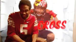 "FSU FOOTBALL NEWS.NICK CROSS ""FLIPS"" TO MARYLAND PERPS!CLEMSON ON STEROIDS?(OSTARINE) #TURNTTALLY"